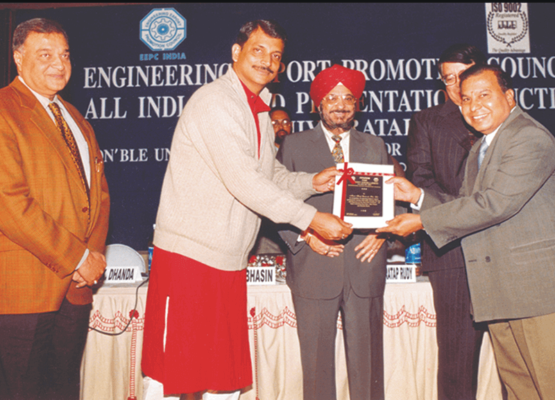 Highest Export Excellence for 1999 – 2000